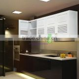 Furniture Kitchen Cabinet Upper Case Only white Color