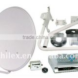 <b>Digital</b> <b>satellite</b> <b>antenna</b>