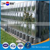 The most ideal, Hot sale Stainless steel pressure water tank price