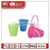 kids plastic bucket 4L