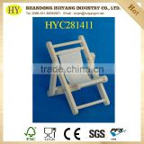 FSC wood toy chair wholesale
