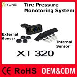 Tire Pressure Monitoring Systems  5 External Sensors for Toyota Tire Alarm TPMS