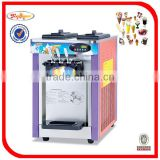 Counter top Commercial 3-flavor ice cream machine BQL-839T TEL: 0086-13632272289