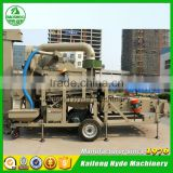 5XZF Combine Mobile barley seed cleaning machine for Alcohol plant