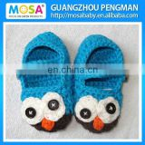 Crochet Newborn Baby Shoes Animal Owl Shoes Sock Monkey Shoes
