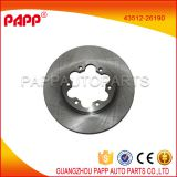 toyota hiace parts brake disc 43512-26190 for sale
