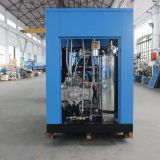 AC power Oil free screw air compressor 11kw-132kw