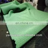 Knit 100%polyester embossing fabric for Lady dress model blouse for uniform