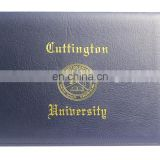2016 New style Diploma Covers - Imprinted