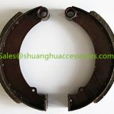 Brake shoes for Foton three wheeler, ISO 9001:2008, 27years' fty