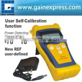 Digital High quality Fiber Optical Handheld Power Meter with -70~10 Power Detecting Range
