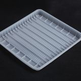 food package plastic tray / disposable plastic tray manufactory