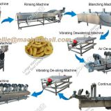 Fully Automatic Banana Chips Production Line|Banana Chips Making Machine
