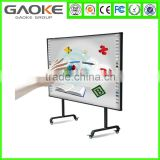 Factory of smart board education equipment for schools usded in digital classroom whiteboard