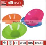 , plastic products, plastic housewares 3988 salad bowl