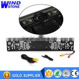 european license plate car camera with night vision