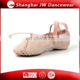 Ballet shoes factory / Children ballet shoes canvas Ladies ballet shoes