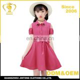 China Factory price korean child girls birthday dress for 3 year old