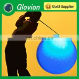 Good selling fluorescent golf ball glovion light up golf ball glow golf ball