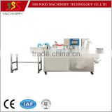 Automatic hamburger meat pie making machine with good quality from factory supply