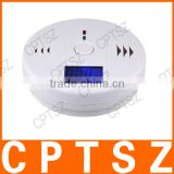 Home Safety Battery Operated CO Carbon Monoxide Alarm