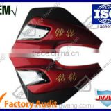 Chinese Motorcycle Brands Body Parts Plastic Side Cover Set HJ150