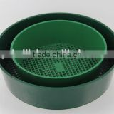 Plastic colorful cheap colander and sieve