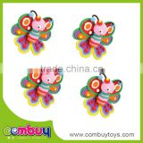 Hot sale kids diy butterflies toys wholesale polymer clay