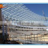 Steel Tube Truss Structure Space Frame