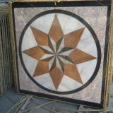 Hot WaterJet Marble Medallions China Natural Stone Supplier