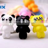 Little bear high quality waterproof silicone key wallet
