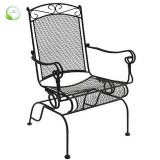 Wrought Iron High Back Rocker chairs