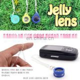 wide angle lens for mobile phone,plastic jell lens
