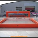 China factory directly sell ! inflatable water volleyball court flooring for adult