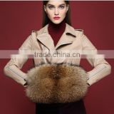 YR785A Hot Sale Winter Hand Warmer/Real Fur Hand Muffs New Arrival