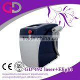 Pigmented Hair High Quality Diode Laser Hair Remove Machine Salon Hair Removal Skin Rejuvenation Skin Care--IPL&RF&E-light System
