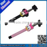 Wireless Bluetooth Wireless Monopod Stick Self Timer For Camera Cell Phone