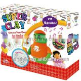 DIYsuper clay /art works clay/speaker