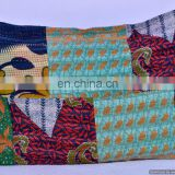 Vintage Handmade Throw Decorative Pillow Home Decor kantha Pillow Case Cushion Cover