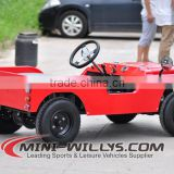 2015 Hot Selling Willys 110cc Mini Jeep Price