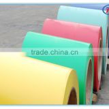 Prepainted Galvanized Steel coils, PPGI, PPGL, Color Coated Steel Coil made in hebei china