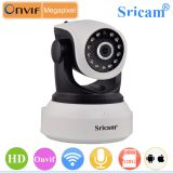 Sricam SP017 Pan-Tilt Zoom 720P HD Resolution IP Camera Megapixel P2P Indoor wifi Smart IP Camera