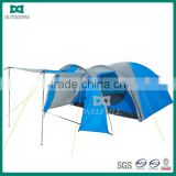 Blue custom 4 person dome design camping camping tents