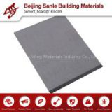 high performance grey color fiber cement board for wall cladding and flooring