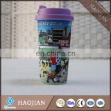plastic cup,2017 hot new products,mugs for sublimation