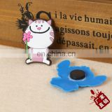Christmas gift soft pvc refrigerator magnet sticker for house decoration