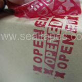 Security tapes adhesive tapes packaging tape