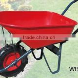 High Quality Industry Metal Wheel Barrow ,Platform Hand Truck, Hand Trolley,TOOLS,Rubber wheel 8802
