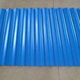 Pre-painted galvanized corrugated roofing steel sheet