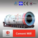 Hot sale 4.2*15 energy saving industrial cement plant , cement ball mill , cement mill separator by Henan Zhongde